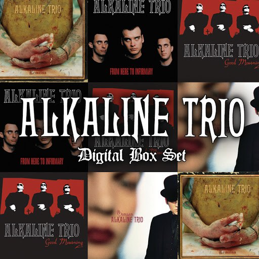 Alkaline Trio альбом From Here To Infirmary