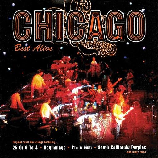 Chicago альбом Best Alive
