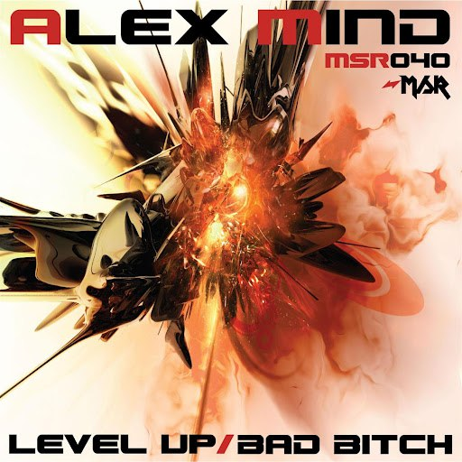Alex Mind альбом Level UP/Bad Bitch
