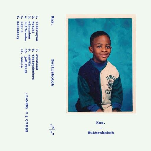 knxwledge альбом Buttrskotch