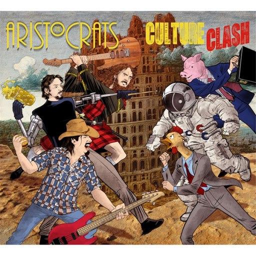 The Aristocrats альбом Culture Clash