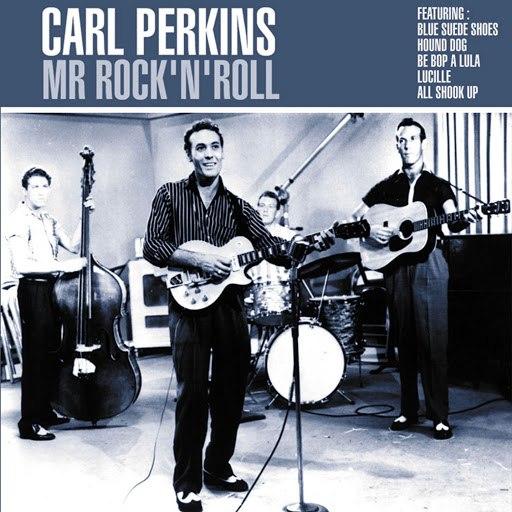 Carl Perkins альбом Mr. Rock 'n' Roll