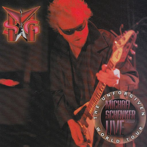 Michael Schenker Group альбом The Unforgiven World Tour (Live)