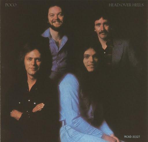Poco альбом Head Over Heels