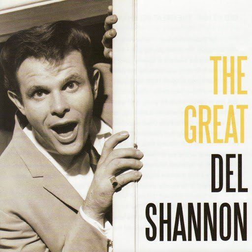 Del Shannon альбом The Great Del Shannon
