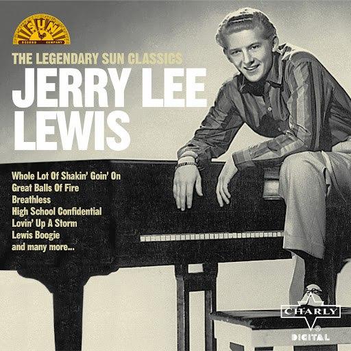 Jerry Lee Lewis альбом The Legendary Sun Classics