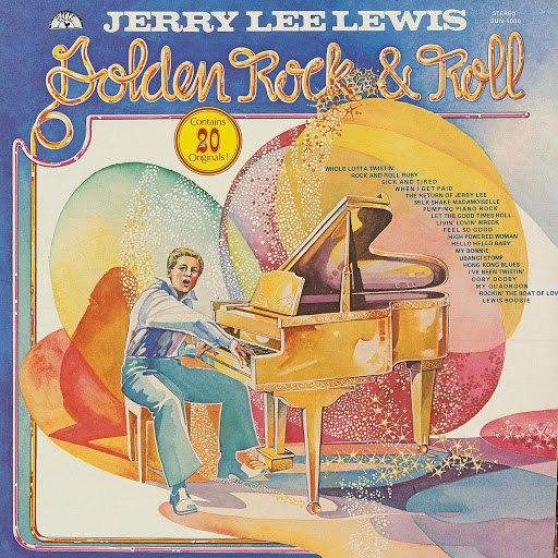 Jerry Lee Lewis альбом Golden Rock & Roll