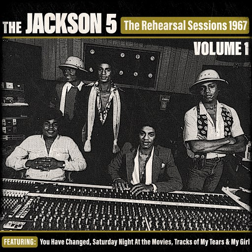 The Jackson 5 альбом The Rehearsal Sessions