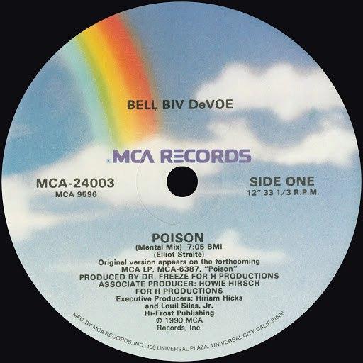 Bell Biv Devoe альбом Poison (Remixes)
