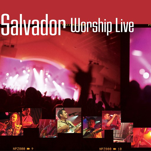 Salvador альбом Worship Live