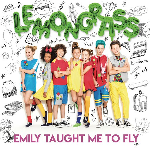 Lemongrass альбом Emily Taught Me to Fly