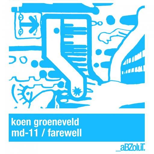 Koen Groeneveld альбом MD-11 / Farewell