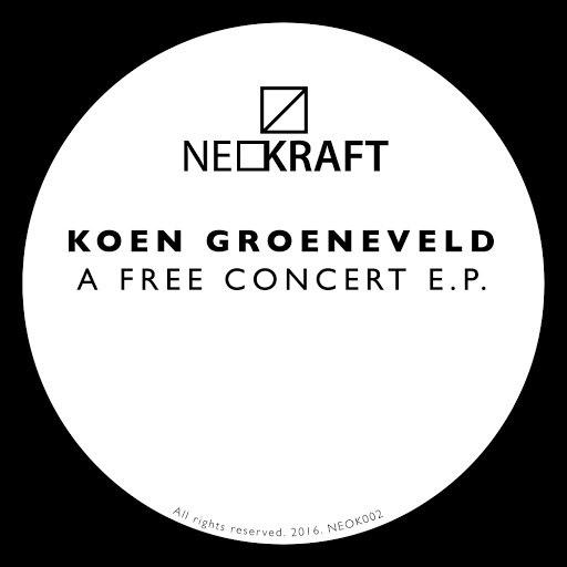 Koen Groeneveld альбом A Free Concert E.P.