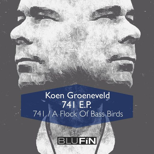 Koen Groeneveld альбом 741 EP