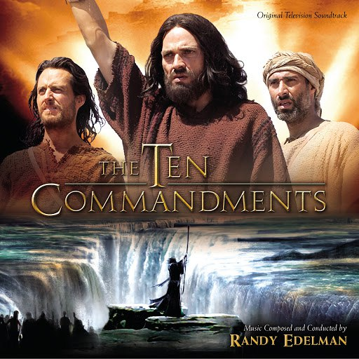 Randy Edelman альбом The Ten Commandments (Original Television Soundtrack)
