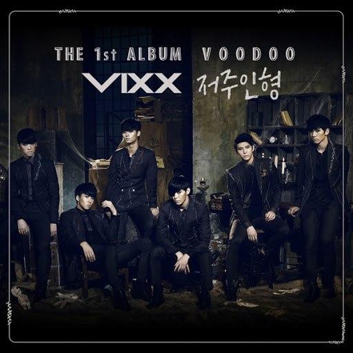 VIXX альбом VOODOO