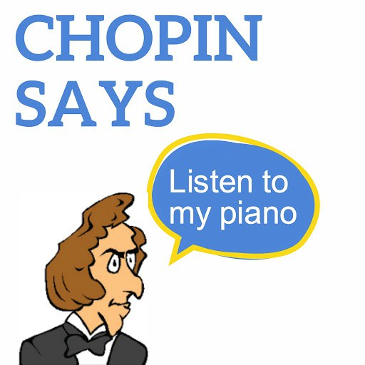 Frédéric Chopin альбом Chopin Says (Listen to my Piano)