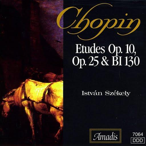 Frédéric Chopin альбом Chopin: Etudes (Complete)