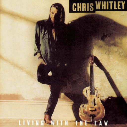 Chris Whitley альбом Living With The Law