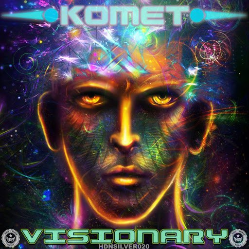 Komet альбом Visionary