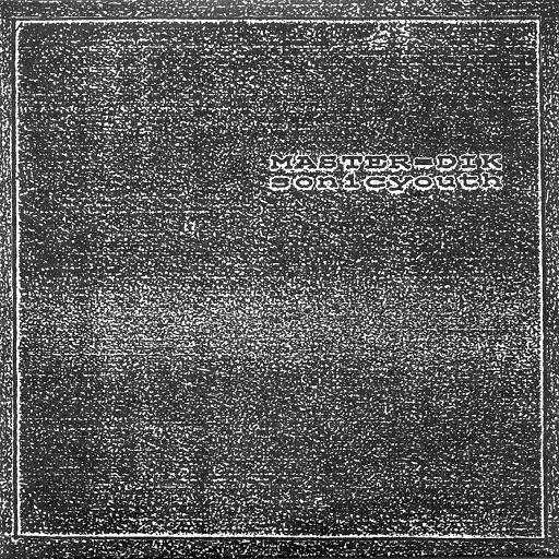 sonic youth альбом Master-Dik