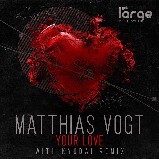 Matthias Vogt альбом Your Love