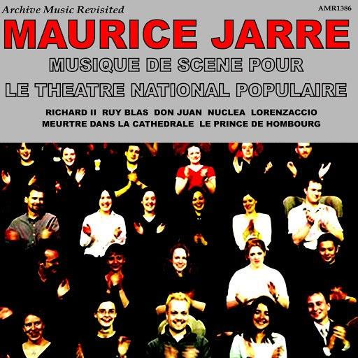 Maurice Jarre альбом Musique de Scene pour le TNP