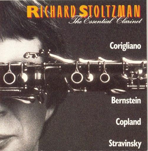 Richard Stoltzman альбом The Essential Clarinet