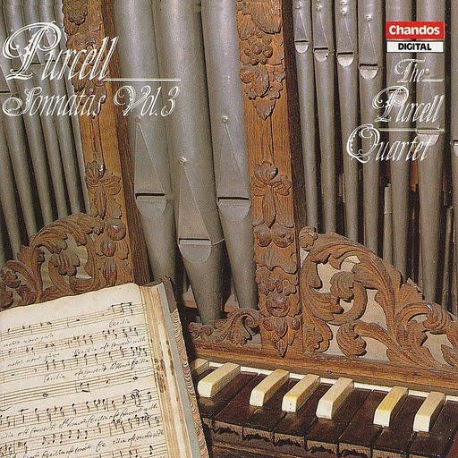 Henry Purcell альбом Sonatas, Vol.3