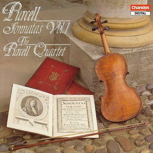 Henry Purcell альбом Sonatas, Vol.1