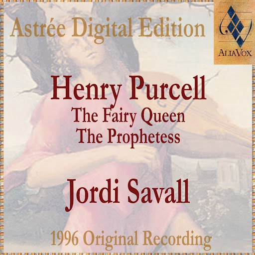 Henry Purcell альбом Purcell: The Fairy Queen & The Prophetess