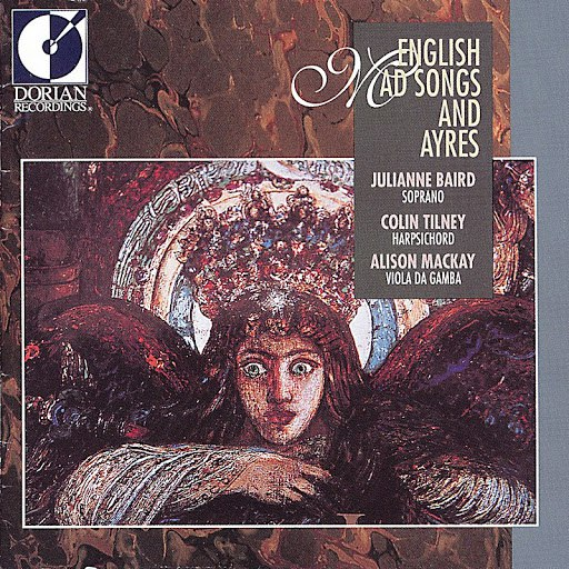 Henry Purcell альбом Vocal Recital: Baird, Julianne - Purcell, H. / Arne, T.A. / Blow, J. (English Mad Songs And Ayres)