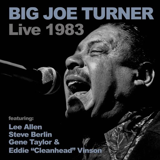 Альбом Big Joe Turner Big Joe Turner Live 1983