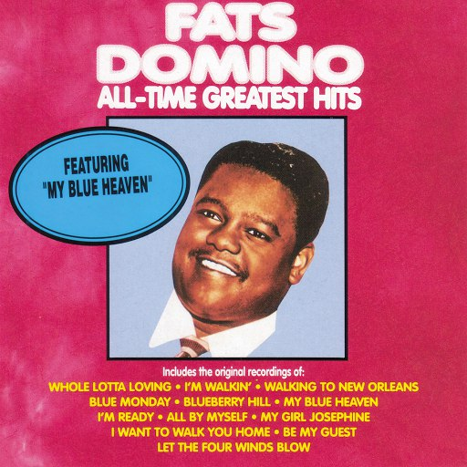 Fats Domino альбом All-Time Greatest Hits