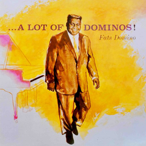 Fats Domino альбом A Lot Of Dominos