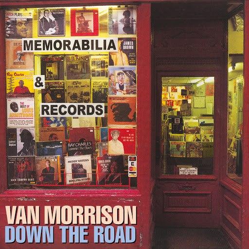 Van Morrison альбом Down the Road