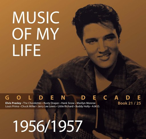 sampler альбом Golden Decade - Music of My Life (Vol. 21)