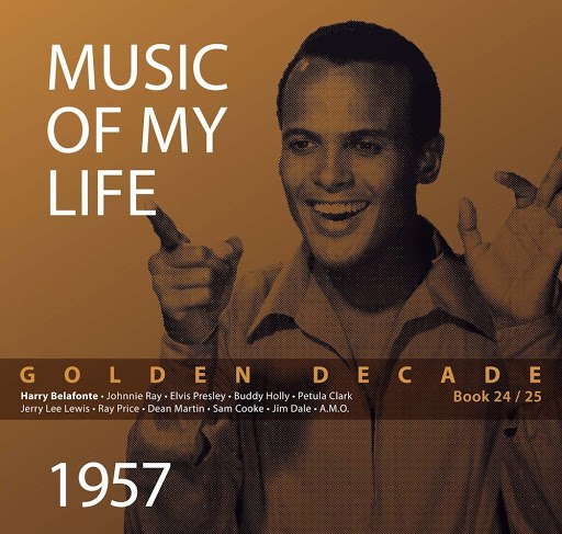 sampler альбом Golden Decade - Music of My Life (Vol. 24)