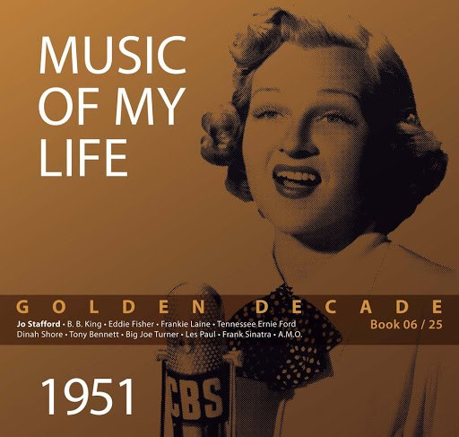 sampler альбом Golden Decade - Music of My Life (Vol. 06)