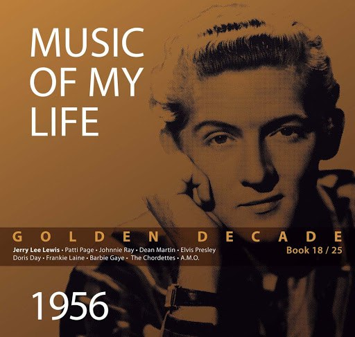sampler альбом Golden Decade - Music of My Life (Vol. 18)