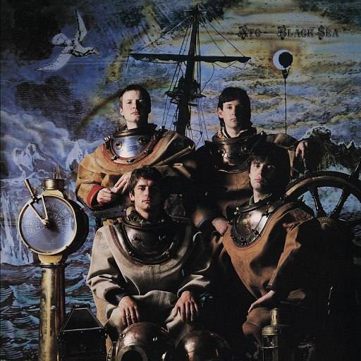 XTC альбом Black Sea