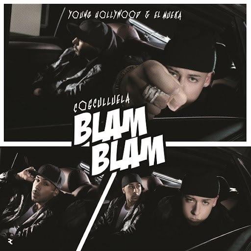 Cosculluela альбом Blam Blam