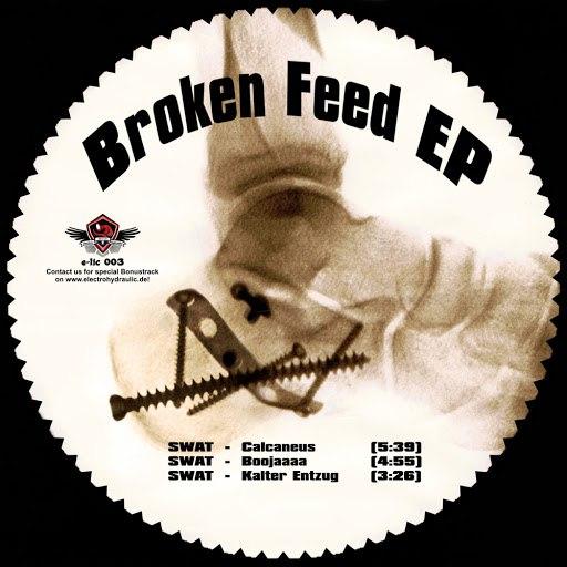 SWAT альбом Broken Feed