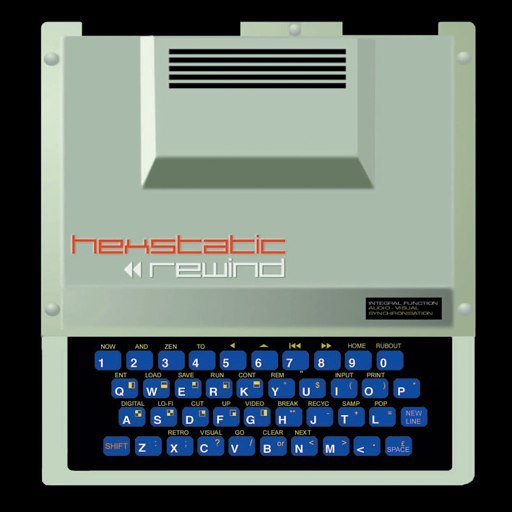 Hexstatic альбом Rewind