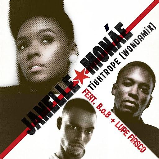 Janelle Monáe альбом Tightrope (Wondamix)