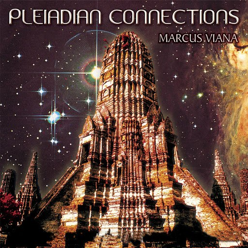 Marcus Viana альбом Pleiadian Connections