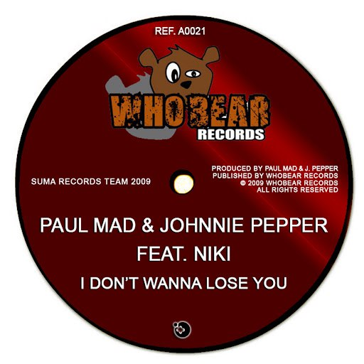 Paul Mad альбом I Don't Wanna Lose You - EP