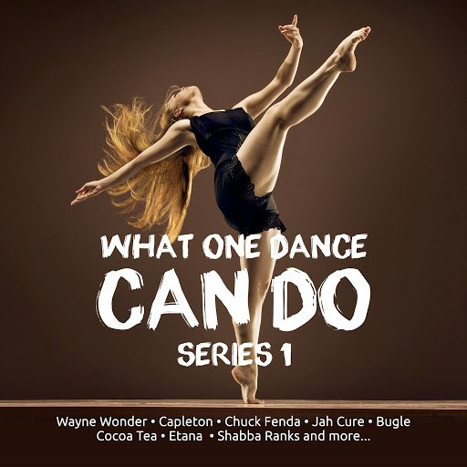 Gyptian альбом What One Dance Can Do Series 1