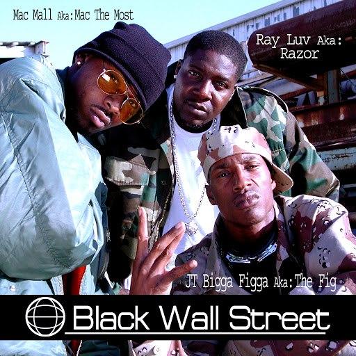 Mac Mall альбом Black Wall Street