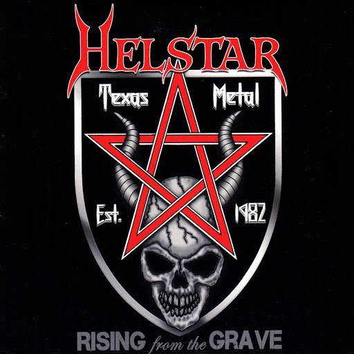 Helstar альбом Rising From The Grave